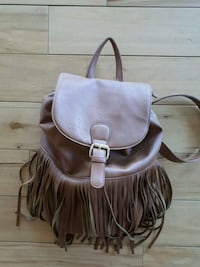 women's brown leather sling bag Lake Country, V4V 1X2
