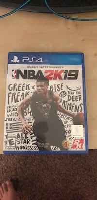 NBA 2K19 (PS4) Aurora, 80016