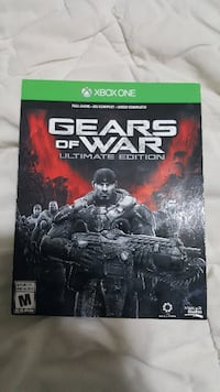 Gears of War Xbox One game case