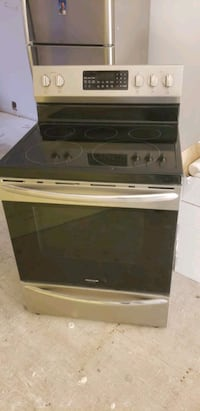 """Frigidaire 30"""" Electric Range - Stainless Steel"""
