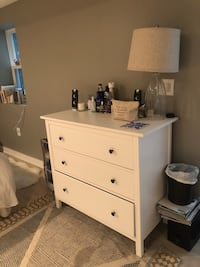 White IKEA Dresser - brand new! Washington, 20001