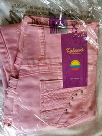 pink and white denim bottoms Olney, 20832