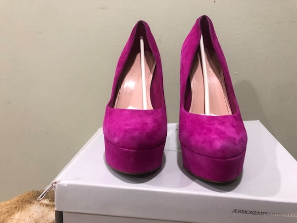 Pink Jessica Simpson shoes 7c2c16c6-df44-4829-b026-60284c48fe4e