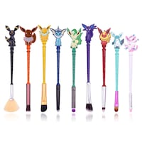 9pcs pokémon makeup brushes - brand new Toronto, M4B 2T2