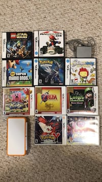 2DS XL with Games  Fairfax, 22032
