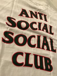 Anti Social Social Club T Shirt Pickering