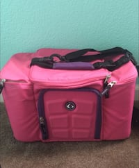 Pink 6 pack bag  Reedley