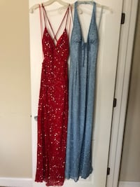 Beautiful Beaded Gowns. Great for Christmas Party, New Years or Prom. Mooresville, 28117