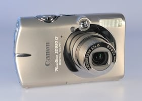 Canon SD950 IS 12.1mp Digital Camera