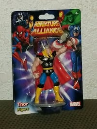 2012 Marvel Avengers Thor Figure Toy Collectible G Dover, 33527