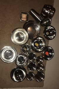 Steel dishes all for only $15!! Caledon, L7C 2H1