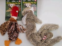 Two dog toys Mississauga, L5N 2T3