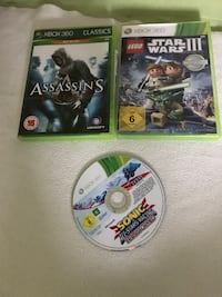 drei Xbox 360 Game Cases Stuttgart, 70329