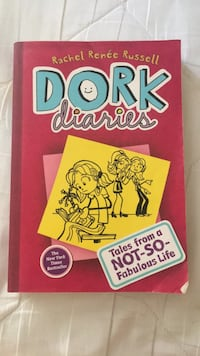 Dork Diaries Book 1 Frederick, 21703