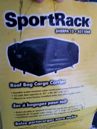 Sport rack cover London