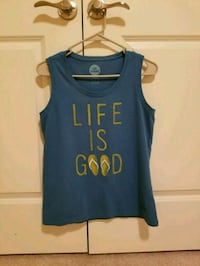 new Life is Good tank size medium