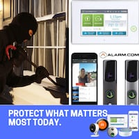Home Security / Home Automation Orange