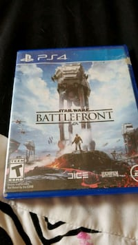Sony PS4 Star Wars Battlefront case McDonough, 30252