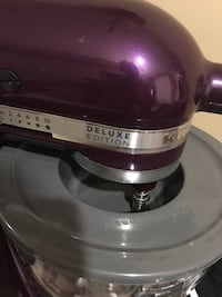Deluxe Edition Kitchenaid , Beautiful purple color excellent condition price is not negotiable Harpers Ferry, 25425