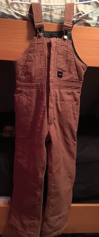 women's brown pants Anthony, 88021