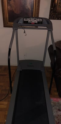 black and gray automatic treadmill Silver Spring, 20903