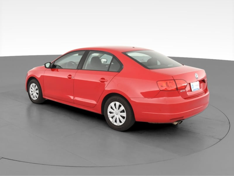 2014 VW Volkswagen Jetta sedan 2.0L Base Sedan 4D Red  71b8e798-42de-42ab-8d79-8c86477bbf9c