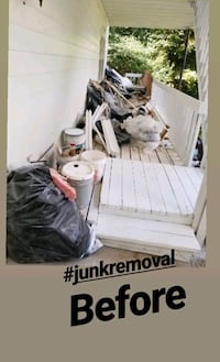 Junk removal $50 a pickup load free estimates Minneapolis