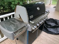 Weber 670 summit - Black and gray gas grill Clarksville, 21029