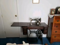 Treadle sewing machine  Wills Point, 75169