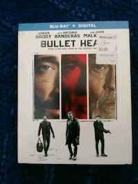 Bulet Head BluRay movie Norman, 73071