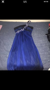 Blue Prom Dress Silver Spring, 20910