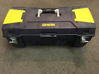 "Irwin 10503817 Pro Structural Foam Toolbox - 26"" Murray, 84107"
