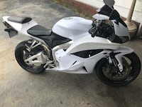 2009 Honda Cbr600rr Burlington, 27217