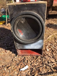 black and gray car subwoofer Pell City, 35125
