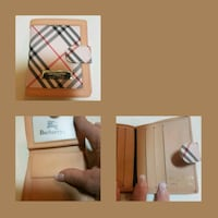 Burberry wallet.  Whitby, L1N 8X2
