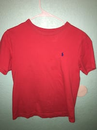 red Polo by Ralph Lauren crew-neck shirt Fresno, 93702