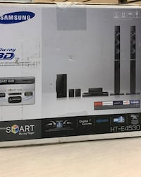 Samsung home entertainment system  Markham, L3S 0B5