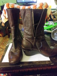 Cole Haan leather woman's boots