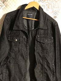 Point zero men black jacket Hamilton, L9C
