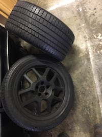 Good Year Eagle F1 Supercar tires on Ford Split 5s Lombard, 60148