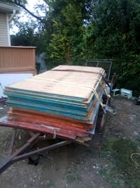 plywood 1/4 inch. Chattanooga, 37407