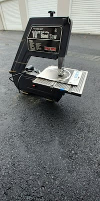 """10"""" band saw brand New"""