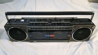 JVC RC W3 cassette player with radio Gaithersburg, 20878