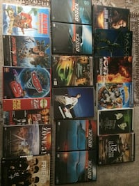 18 Films Divers DVD