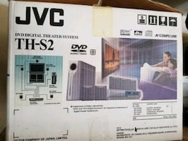 Home DVD theater system