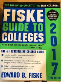 SAT & college guide books - make an offer Woodbridge, 22192