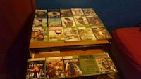 Xbox 360 games for 10 and ps4 games for 20 Winnipeg, R3R 2V1