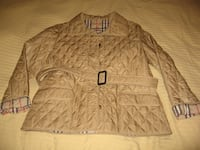 Burberry Diamond Quilted Jacket Toronto