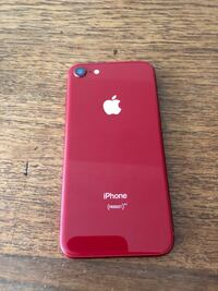 Unlocked Iphone 8 Red with warranty Toronto, M5V 1N4