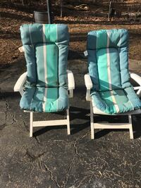 Beach/ lawn chair with adjustable back Rockville, 20851